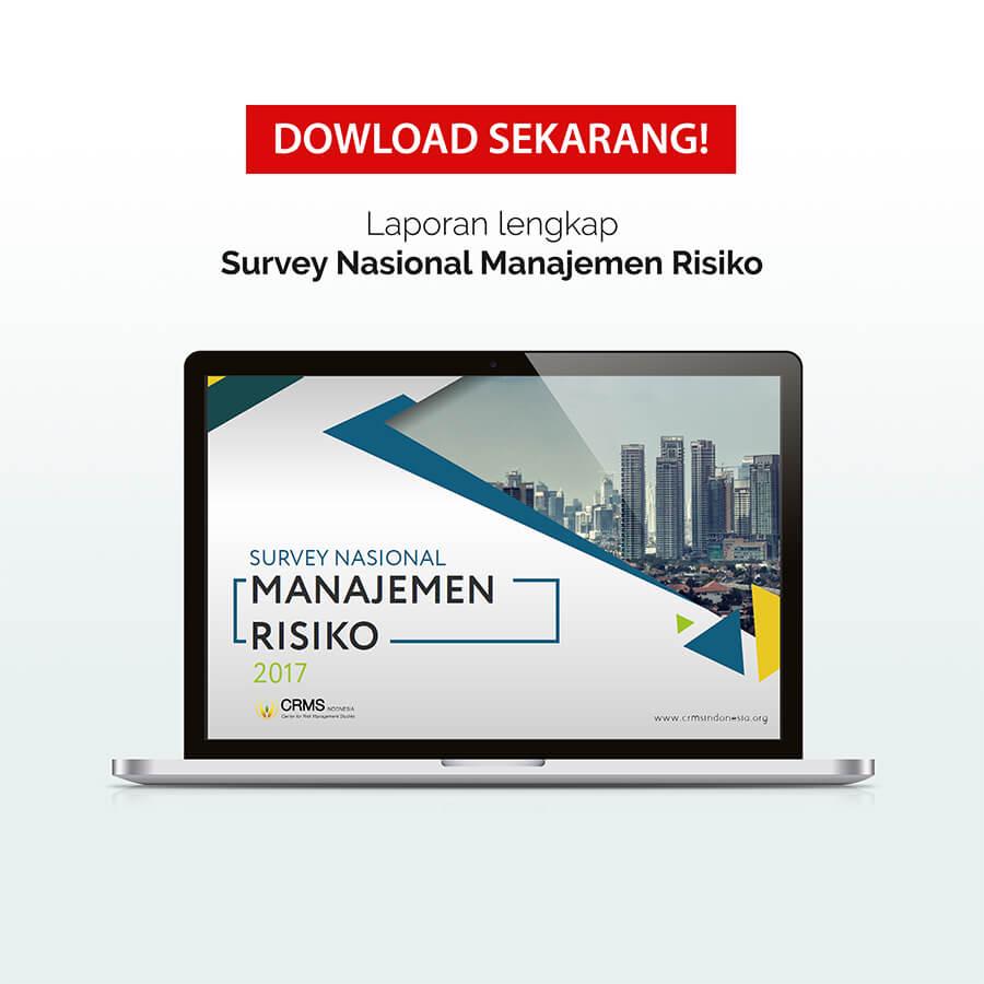 Survey Nasional Manajemen Risiko 2017